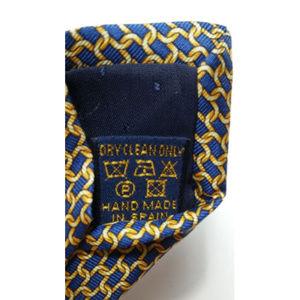 Ari Boston Accessories - ARI BOSTON Men Neck Tie Silk Geometric 0056E1